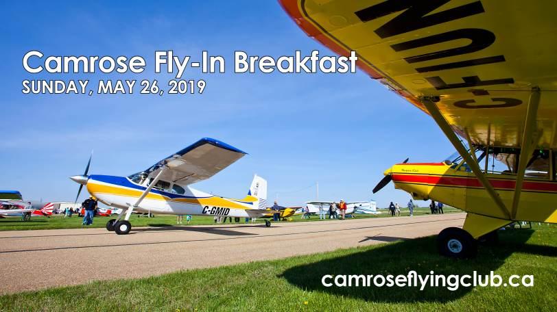 2019 Fly-In Breakfast Cover